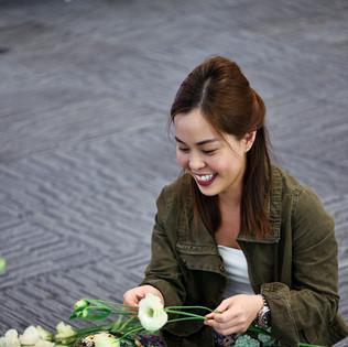 flower workshop in Kuala Lumpur