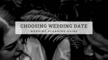 WEDDING DATE - Wedding planning guide