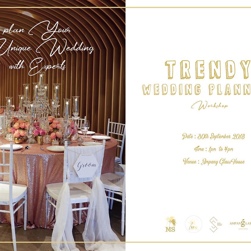 Trendy Wedding Planning Workshop