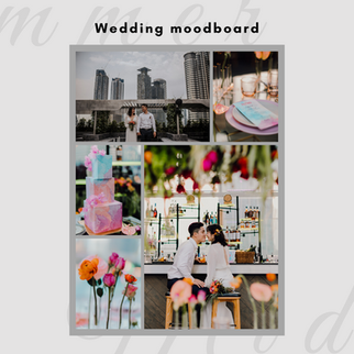 PLANNING A WEDDING CONCEPT