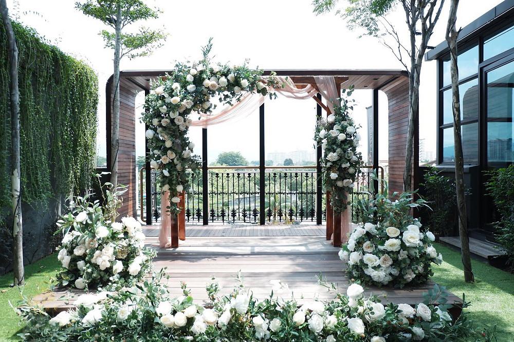 wedding venue in Malaysia