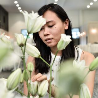 FlowerBazar & Moscow Flower School in Kuala Lumpur
