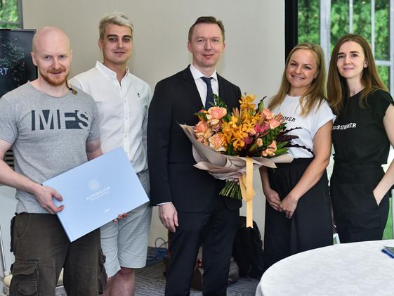 Wedding decor workshop with FlowerBazar & Moscow Flower School in Kuala Lumpur Malaysia