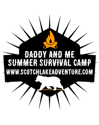 Daddy and Me Summer Survival Camp