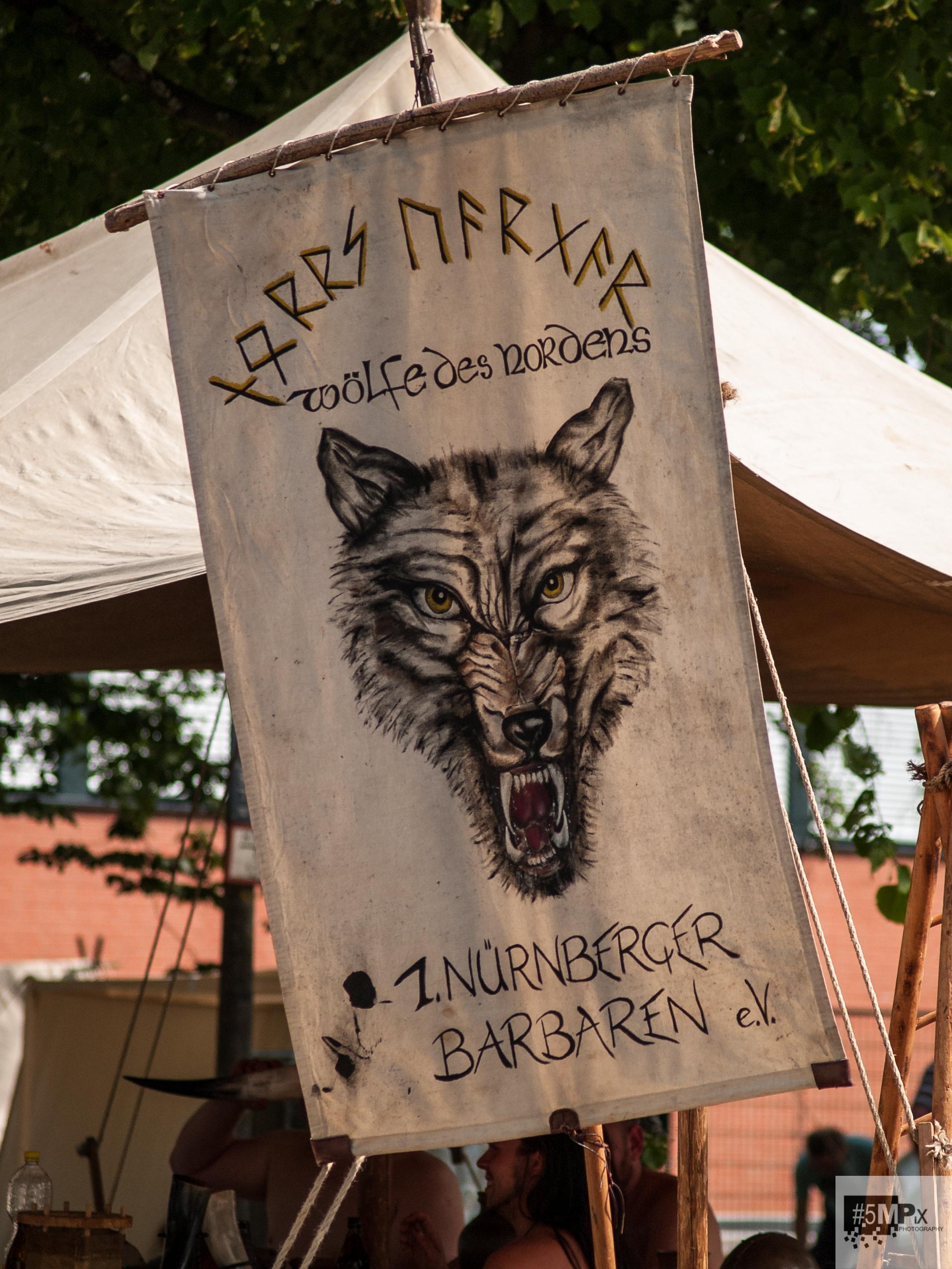 Banner der Barbaren