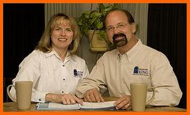 window king owners James and Lori Goebel