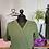 Thumbnail: Khaki button top