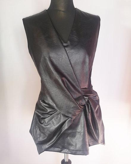 Carmen faux leather