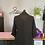 Thumbnail: Black shirt collar top
