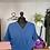 Thumbnail: Blue button top