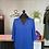 Thumbnail: Blue shirt collar top