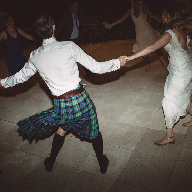 Scottish Ceilidh on the Portuguese coast