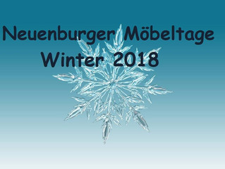 Neuenburger Möbeltage 27.+28. Januar