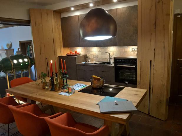 Küche versteck dich