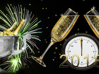 Frohes neues Jahr