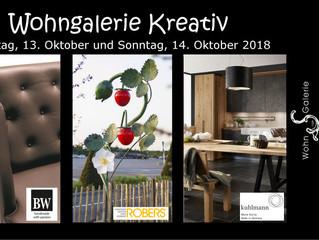 Unser Herbstevent 2018 Wohngalerie kreativ