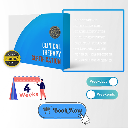 Clinical Theraphy