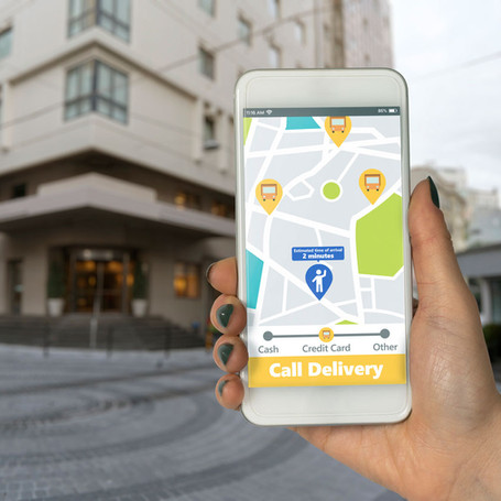 CUSTOM GPS TECH: GPS applications or services. Examples: We can customize any kind of text or phone-based GPS tech for logistics or other workforce management purposes.