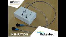 Ueli Moser aus Rickenbach erklärt uns den Aufbau und die Funktion seines selbstgebauten Stromzählers. Ein tolles Beispiel das dazu motiviert, Dinge einfach mal selbst auszutüfteln und klein anzufangen.