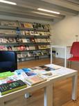 Am 25.10. waren wir beim Nachhaltigkeits-Tag der Bibliothek Küsnacht zu Gast.  Mit einem Büchertisch von Autoren und Initiativen, die uns im Gipfelstürmer Programm inspirieren und bewegen, aktiv zu werden, standen wir den interessierten Gästen Rede und Antwort.
