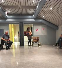 Die Rickenbacher Austauschgruppe zum GiP-Thema Teilen & Tauschen ist erfolgreich gestartet. Nach unserem Inspirations-Workshop ging es im ersten Austauschtreffen am 17.11. um die Weiterverfolgung der Ideen und Techniken zur Projektentwicklung.