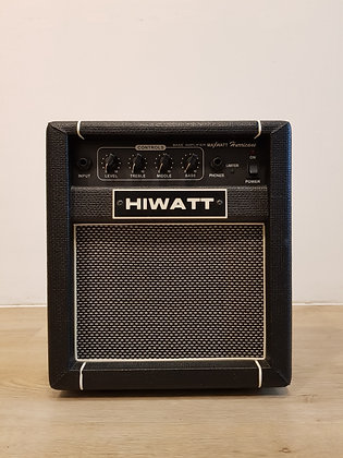 Hiwatt Maxwatt Hurricane 10W Bass Amplifier