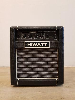 Hiwatt Maxwatt Hurricane 10W Bass Amplifier