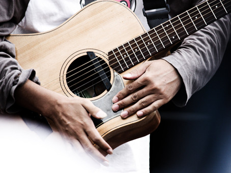 WHAT'S FINGERSTYLE ANYWAY?