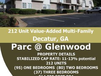 Off Market-Cash Flowing Multi-Family in Decatur, GA