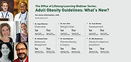 Adult Obesity Guidelines: What's New?