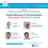 Gender differences in Thyroid disorders