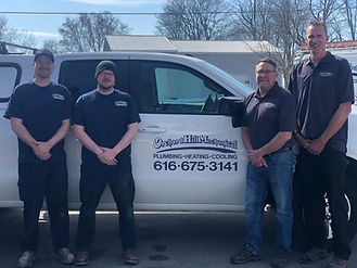 Orchard Hill Mechanical Crew