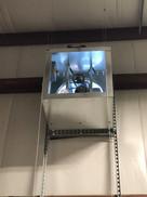 Exhaust fan interior