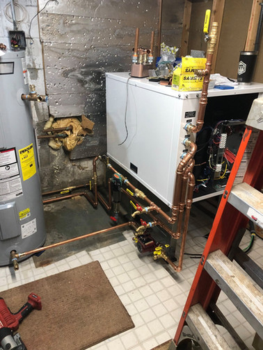 Tecto geothermal systems