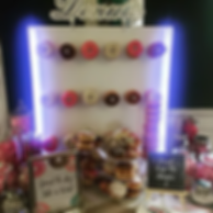 11.png Donut wall and Candy bar