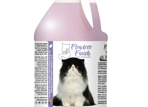 The Blissful Cat Flawless Finish Conditioner - 1 Gallon