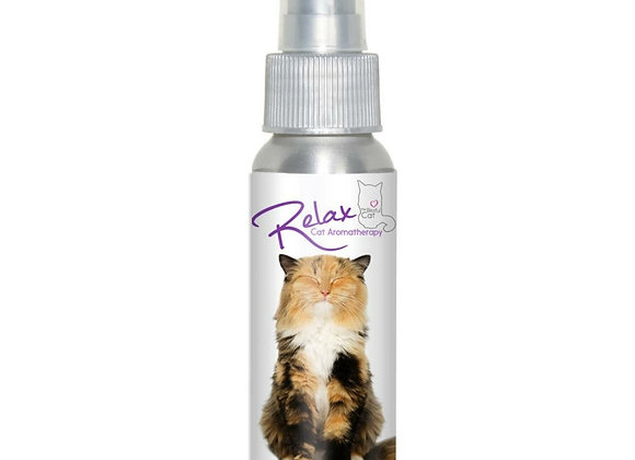 The Blissful Cat Relax Aromatherapy Spray