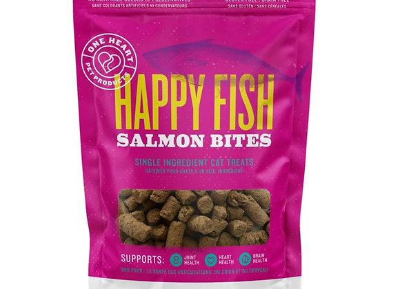 Happy Fish Salmon Bites - 2.5 oz