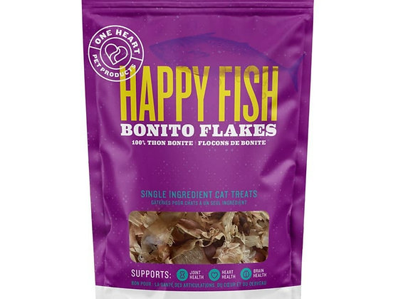 Happy Fish Bonito Flakes - 2.5 oz