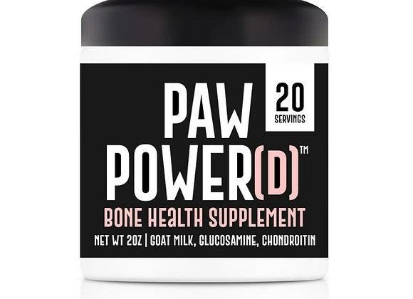 Goat Milk Bone Supplement