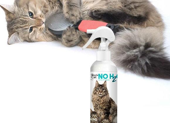 The Blissful Cat No H2O Spray shampoo - 8 oz