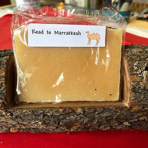 Road to Marrakkesh Camel Milk Soap
