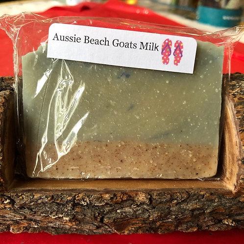 Aussie Beach Goats milk Soap