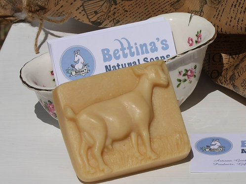 Plain Goats Milk Soap