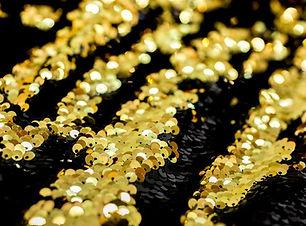 Black & Gold Backdrop