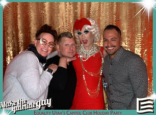 Equality Utah Holiday Party