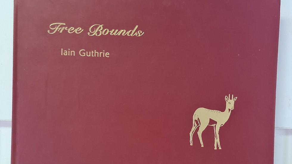 Free Bounds by Iain Guthrie