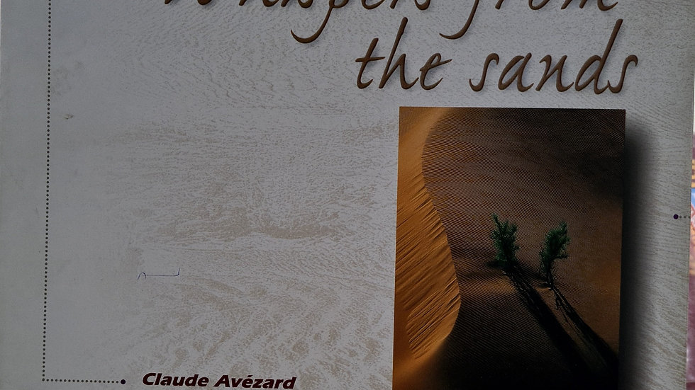Whispers from the Sands, by Claude Avezard