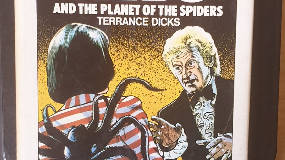 Dr Who and the Planet of the Spiders