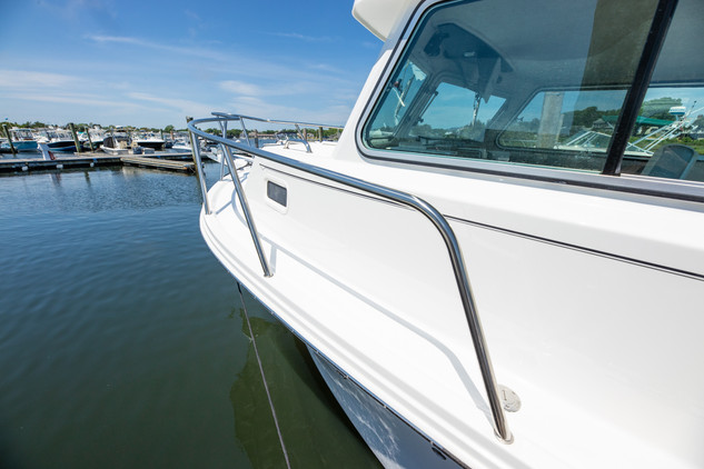 Parker Boats 2820 XLD Sport Carbin Inter